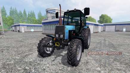 МТЗ-1025 [сборник] v2.0 для Farming Simulator 2015