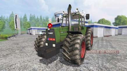 Fendt 611 LSA для Farming Simulator 2015
