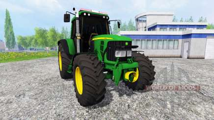 John Deere 6620 v3.0 для Farming Simulator 2015