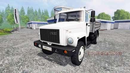 ГАЗ-САЗ-35071 [турбо] для Farming Simulator 2015