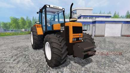 Renault 155.54 v2.0 для Farming Simulator 2015