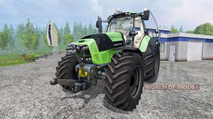Deutz-Fahr Agrotron 7250 TTV v5.0 для Farming Simulator 2015