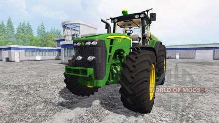 John Deere 8130 для Farming Simulator 2015