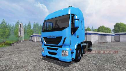 Iveco Stralis Hi-Way v1.5.1 для Farming Simulator 2015