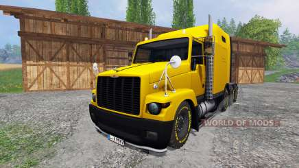 ГАЗ Титан v3.0 для Farming Simulator 2015