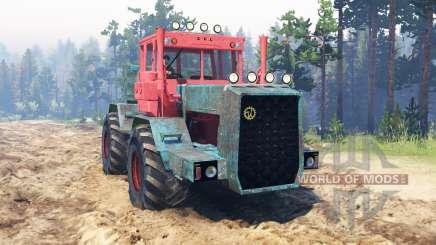К-710 Кировец для Spin Tires