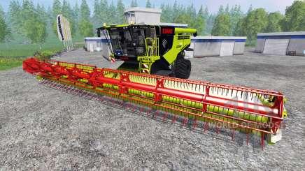 CLAAS Lexion 795 для Farming Simulator 2015