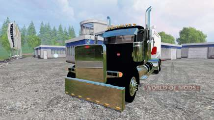 Peterbilt 379 [feed truck] для Farming Simulator 2015