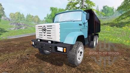 ЗиЛ-133Д42 [ММЗ-4520] для Farming Simulator 2015
