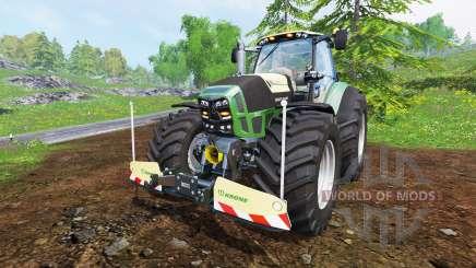 Deutz-Fahr Agrotron 7250 Warrior v9.0 для Farming Simulator 2015