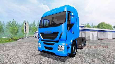 Iveco Stralis Hi-Way v1.5 для Farming Simulator 2015