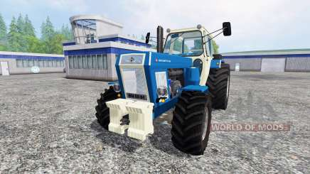 Fortschritt Zt 403 для Farming Simulator 2015