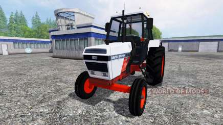 David Brown 1490 2WD FL для Farming Simulator 2015