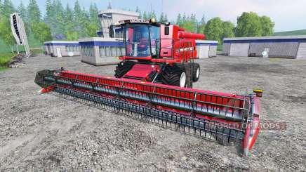 Case IH Axial Flow 9230 [multifruit] v2.0 для Farming Simulator 2015