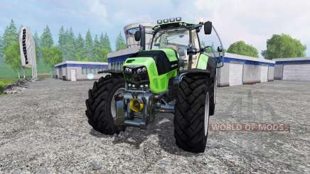 Deutz-Fahr Agrotron 7210 TTV v5.1 для Farming Simulator 2015