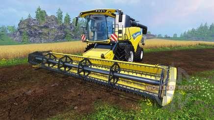 New Holland CR9.80 для Farming Simulator 2015