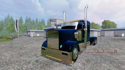 Peterbilt 379 для Farming Simulator 2015