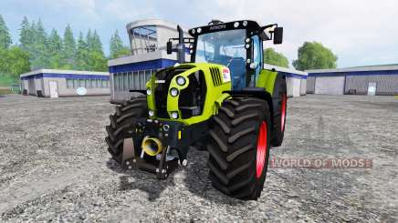 CLAAS Arion 650 v2.7 для Farming Simulator 2015