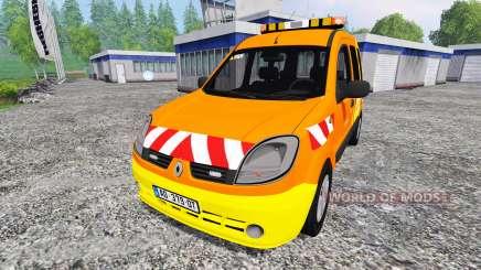 Renault Kangoo [dir sud-ouest] для Farming Simulator 2015