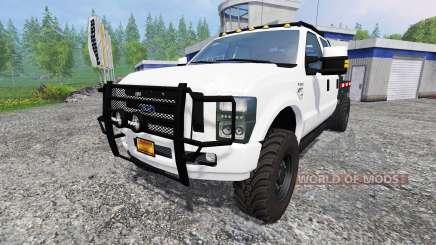 Ford F-350 [diesel] для Farming Simulator 2015
