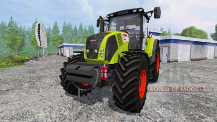 CLAAS Axion 850 v2.0 для Farming Simulator 2015