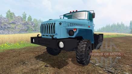 Урал-4320-1921-60М v1.1 для Farming Simulator 2015