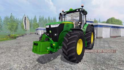 John Deere 7270R для Farming Simulator 2015