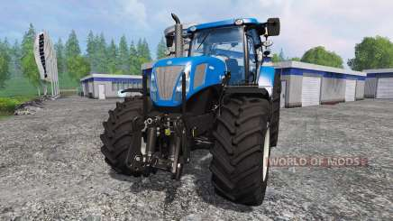 New Holland T7.310 BluePower для Farming Simulator 2015
