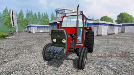 IMT 560 DeLuxe для Farming Simulator 2015