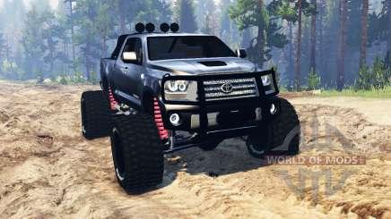 Toyota Tundra для Spin Tires