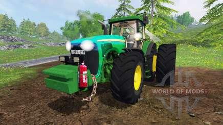 John Deere 8420 для Farming Simulator 2015