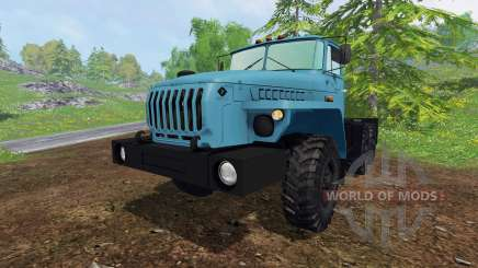 Урал-4320-1921-60М v1.0 для Farming Simulator 2015