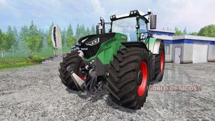 Fendt 1050 Vario v3.71 для Farming Simulator 2015