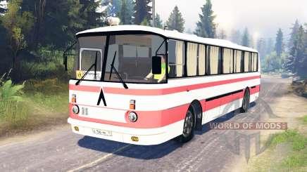 ЛАЗ-699Р для Spin Tires