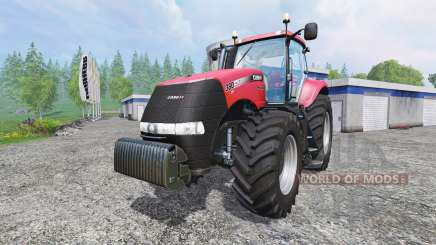 Case IH Magnum CVT 380 [real engine] для Farming Simulator 2015