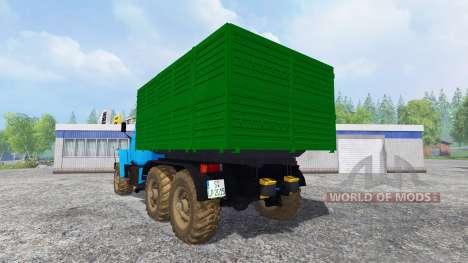 Урал-4320 v2.1 для Farming Simulator 2015