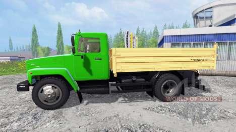 ГАЗ-САЗ-35071 для Farming Simulator 2015