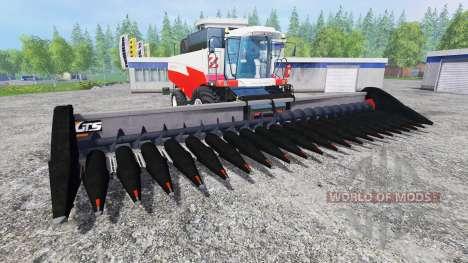GTS X10 для Farming Simulator 2015