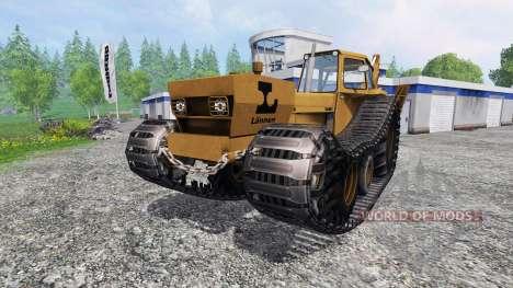 Valmet 1110 v1.5 для Farming Simulator 2015