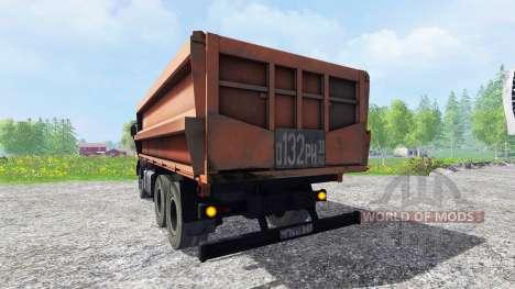 КамАЗ-45280 для Farming Simulator 2015