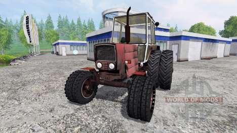 ЮМЗ-6КМ v2.0 для Farming Simulator 2015