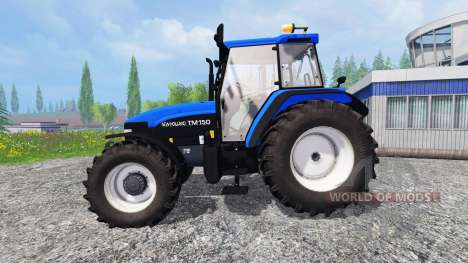 New Holland TM 150 для Farming Simulator 2015