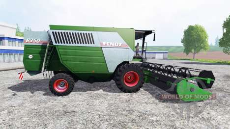 Fendt 8350 [pack] для Farming Simulator 2015