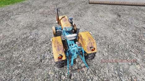 Ursus C-330 1970 [original] для Farming Simulator 2015