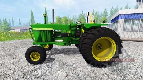 John Deere 4020 FL для Farming Simulator 2015
