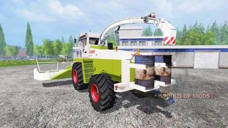 CLAAS Jaguar 685 [washable] для Farming Simulator 2015
