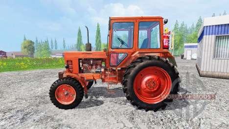 МТЗ-80 для Farming Simulator 2015
