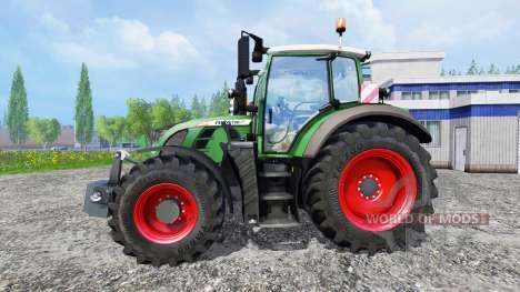 Fendt 716 Vario для Farming Simulator 2015
