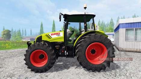 CLAAS Axos 330 для Farming Simulator 2015