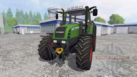 Fendt Farmer 307 Ci для Farming Simulator 2015